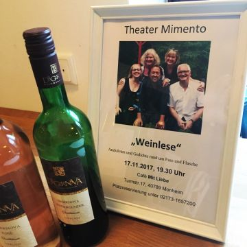"Theater Mimento - ""Weinlese"""